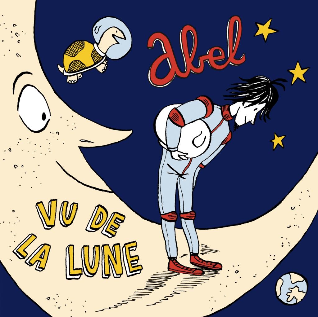 Vu de la lune: 3e album d'Abel