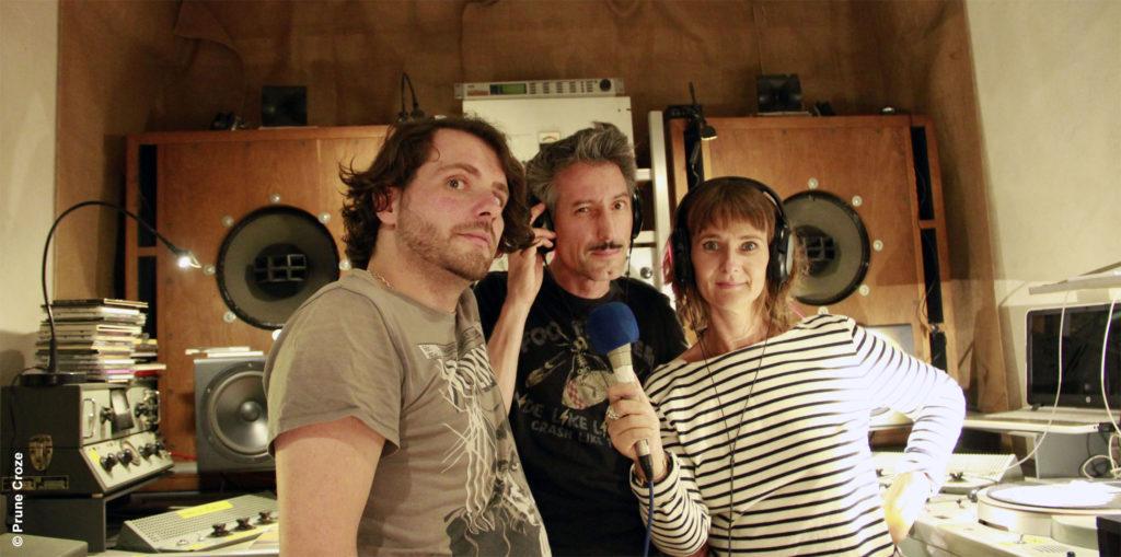 l'équipe de Radio Tortue